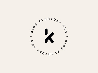 Kikidu Kids instagram post brand guidelines brand book slide toys typo logos wood kids logodesign logotype logo