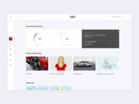 VWB - Dashboard