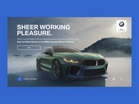 BMW - Micro Landind