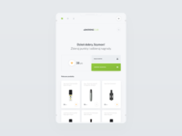 ESW - User & Admin Dashboard
