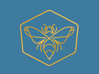 Bee logo concept updates