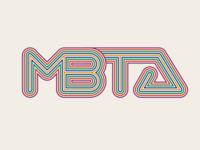 MBTA lines