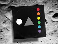 Minimalist Record Cover