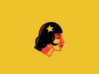 Team Spain Roller Derby Icon