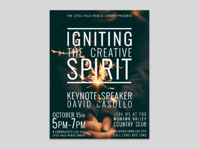 Igniting the Creative Spirit