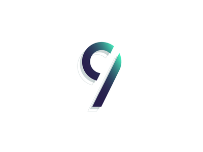 9 by Nate Rathbone via dribbble