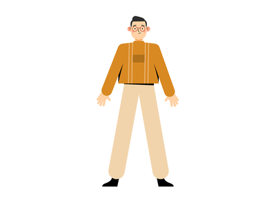 Character Design vector illustration vectorart character animation character design affinity designer animation illustration vector design