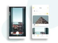 Photo App Mobile