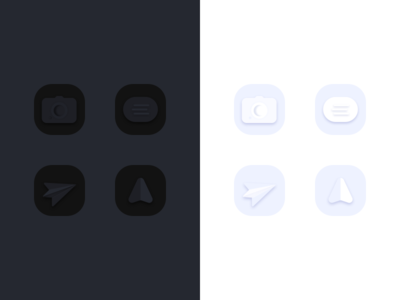 App Icons ssilbi theme light dark maps box email messages photography icon app