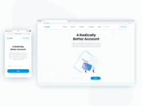 Revolut - Landing Page
