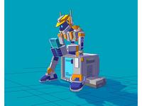 Xhyle Robot 04