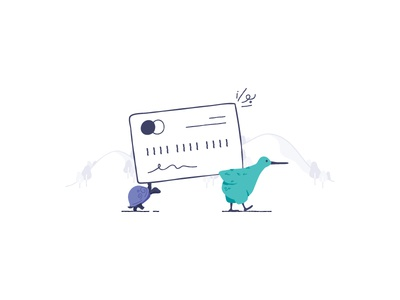 Shopify Payments - New Zealand new zealand payments credit card turtle kiwi bird illustration shopify