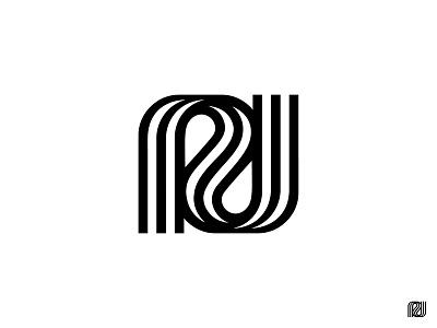 Pd monogram d p dribbble logo monogram