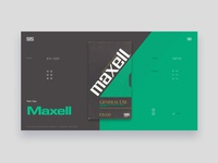 VHS Tribute - Maxell EX-120