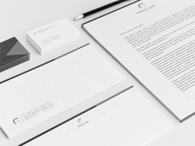 Lawyer Stationery identity identity business cards envelopes stationery law branding logo legal lawyer
