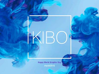 KIBO  wdd2016 web kibo desing