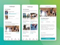 ActiveLife by Fitsense — App UI Design II