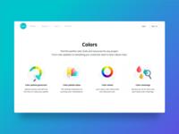 Canva's Colors Hub