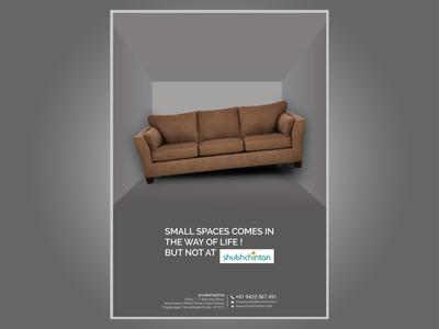 Interior Design Campaign - Creative Poster 4