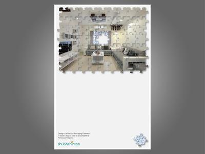 Interior Design Campaign - Creative Poster 3