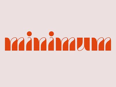 Groovy type design design typography