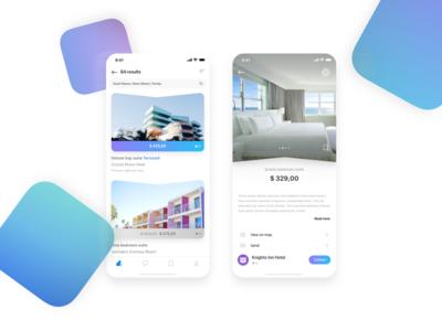 Hotel Reservation App