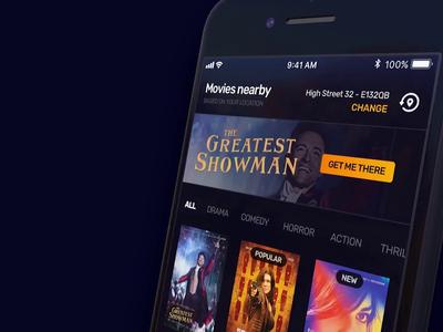 The Movie App