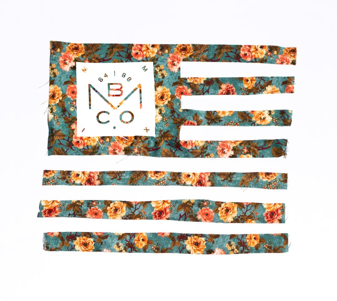 Mbco flag detail