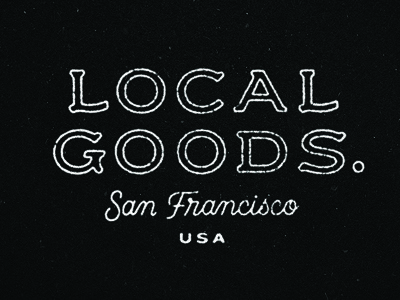 Localgoods wordmark
