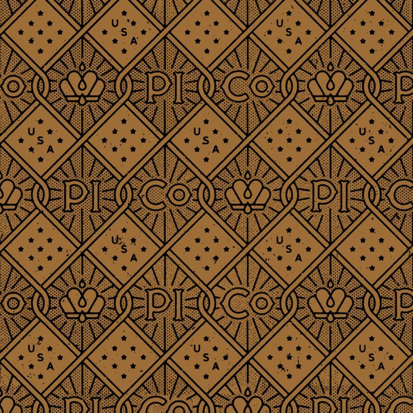 Pico pattern detail1
