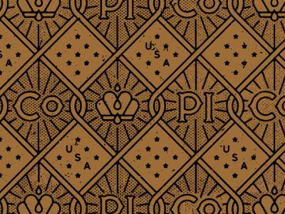 Pico pattern