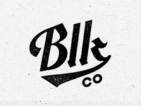 Blk Co. Logo Update