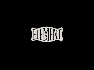 Element Badge element type badge blksmith