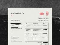 Dribbble blk invoice detail
