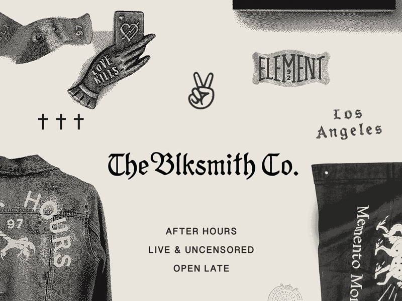 New Theblksmith.com new web blksmith