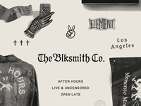 New Theblksmith.com
