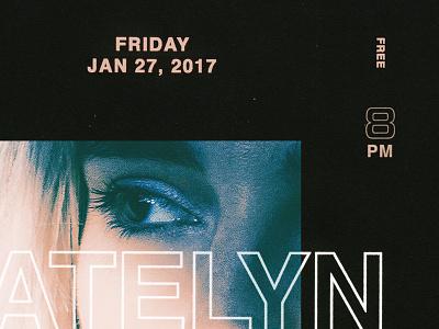 Tired Eyes - Jan 27 Poster