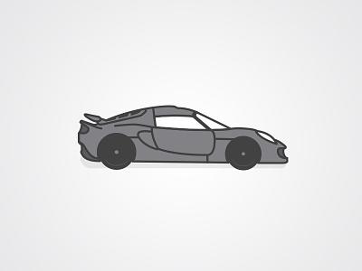 Lotus Exige S lotus exige vector car denver sean herman colorado illustration free psd