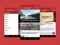 News Reader App