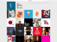 Shiny New Website