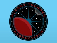 Planet Thunder Productions Logo Update