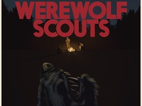 Werewolf Scouts Concept Poster