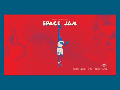 Space Jam Screening Promo