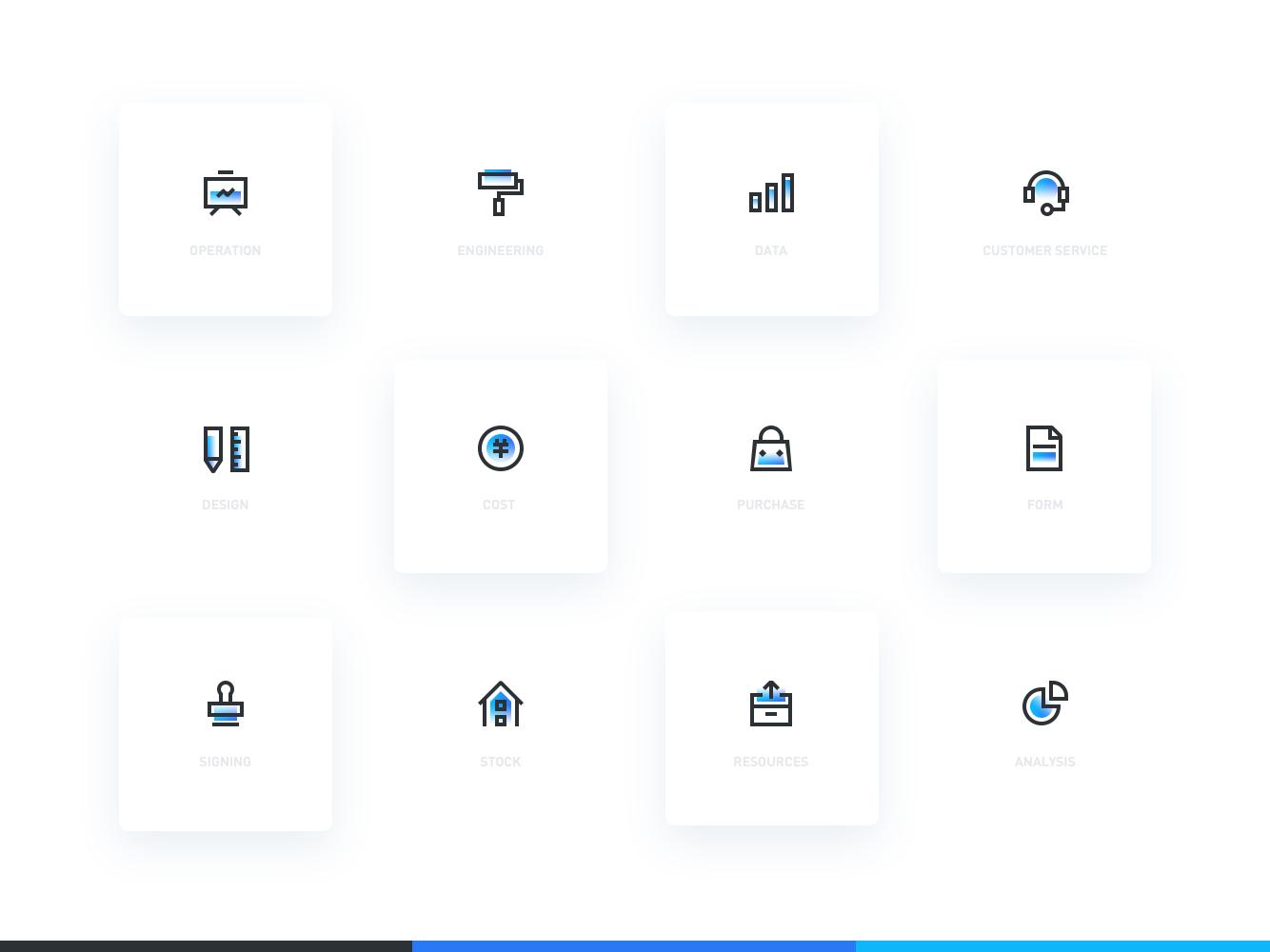 ICONS data icon clean design ui