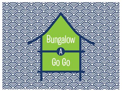 Final logo for Bungalow A Go Go