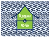 Final logo for Bungalow A Go Go