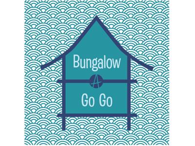 Bungalow A Go Go Turquoise version