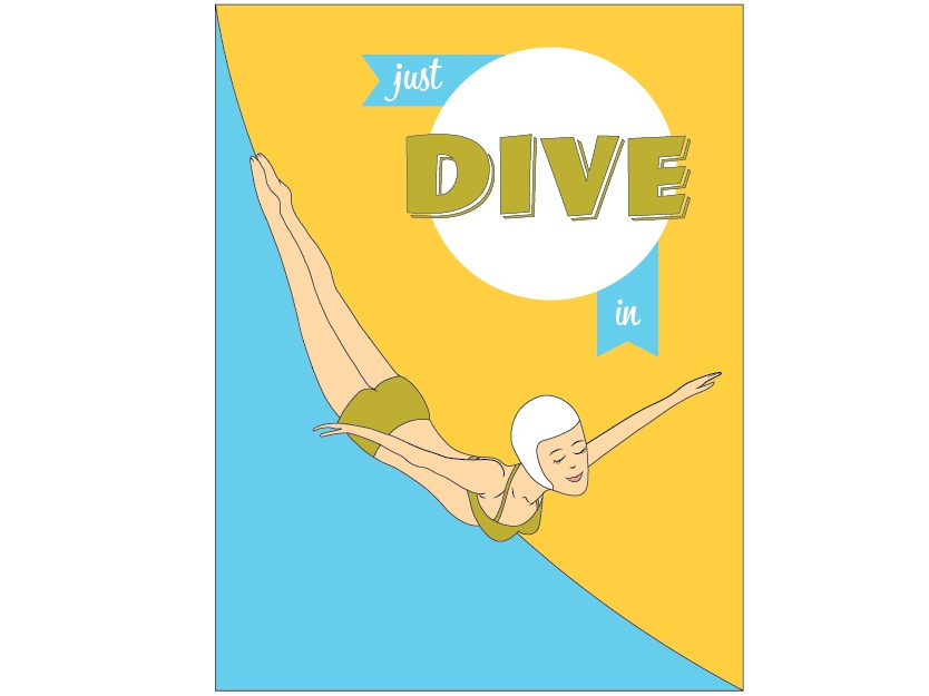 Just dive in for dribble 01