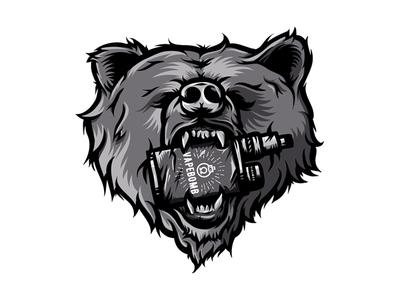 Bear Vapebomb - Lights & Shadows