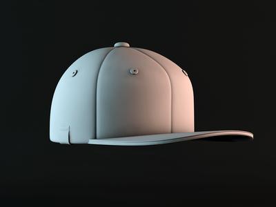 Cap - 3D test
